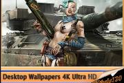 Обои для рабочего стола - Desktop Wallpapers 4K Ultra HD Part 209 [3840x2160] [55шт.] (2019) JPEG