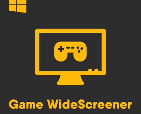 Game WideScreener 1.2.1 (2019) PC