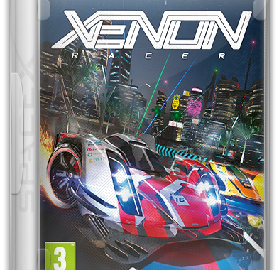 Xenon Racer (2019) PC | RePack от SpaceX