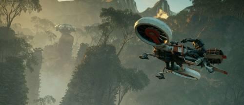 Полёт на гирокоптере и драки между мутантами — вышел новый геймплей Rage 2