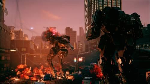 Городские битвы роботов в Battletech: Urban Warfare начнутся 4 июня