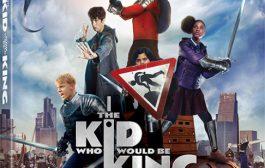 Рождённый стать королем / The Kid Who Would Be King (2019) BDRip 1080p от селезень | iTunes