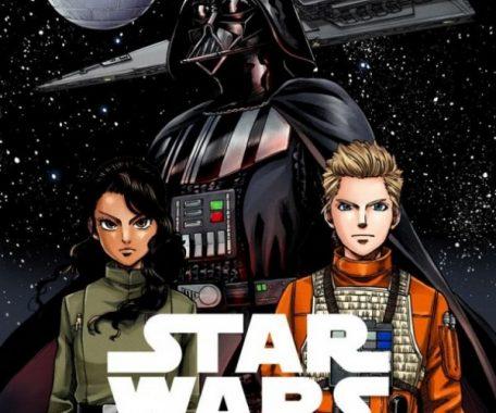 Грэй Клаудия, Комияма Юсаку - Звёздные войны: Потерянные звёзды [01-38 + 2 extra] (2017-2019) CBR