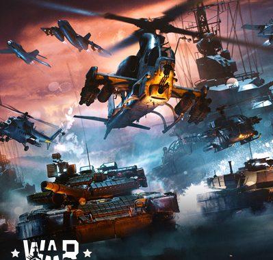 War Thunder: Цель захвачена [1.87.1.68] (2012) PC   Online-only