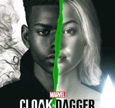 Плащ и Кинжал / Cloak & Dagger [02x01-05 из 10] (2019) WEBRip | Kerob