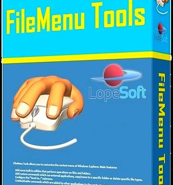 FileMenu Tools 7.6.0.1 (2019) PC   RePack & Portable by D!akov