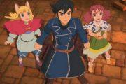 Warner Bros. и Level-5 презентовали первый трейлер аниме Ni No Kuni