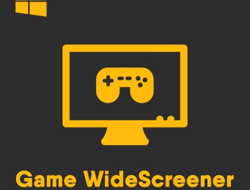 Game WideScreener (2019) PC
