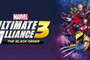 Эксклюзивный экшен Marvel Ultimate Alliance 3: The Black Order выйдет на Switch 19 июля