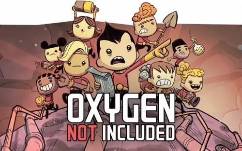 Симулятор космической колонии Oxygen Not Included от авторов Don't Starve покинет ранний доступ в мае