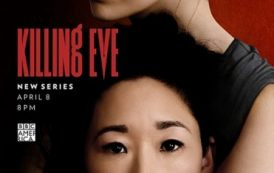 Убивая Еву / Killing Eve [02x01-03 из 08] (2019) WEBRip | Kerob