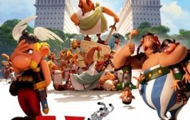 Астерикс: Земля Богов / Asterix: Le domaine des dieux (2014) HDRip от Generalfilm | КПК | Лицензия