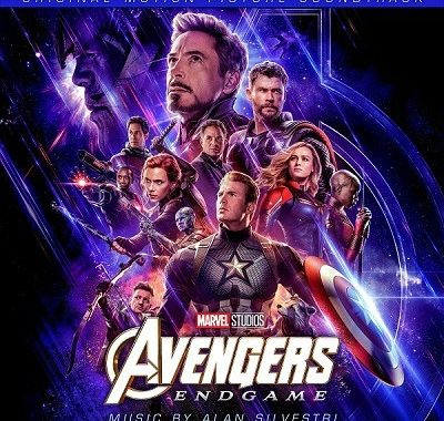 OST - Мстители: Финал / Avengers: Endgame [Music by Alan Silvestri] (2019) MP3