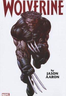 Комиксы - Как читать комиксы: Джейсон Аарон - Росомаха и Люди Икс (2007) JPEG