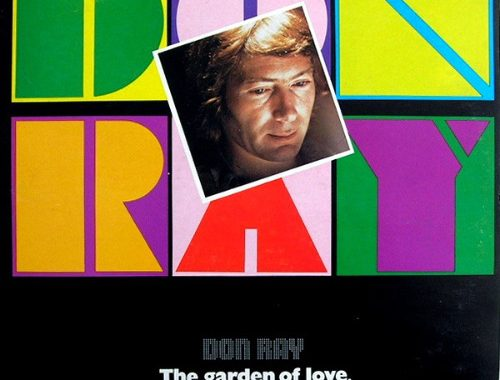 Don Ray - The Garden Of Love [Vinil Rip] (1978) MP3
