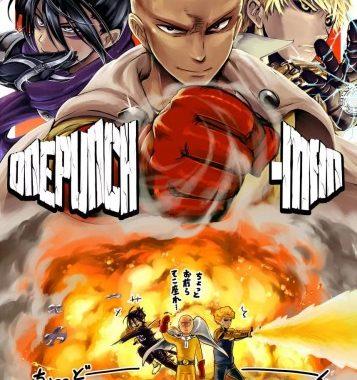 Ванпанчмен (второй сезон) / One Punch Man 2nd Season [02x01-01 из 12] (2019) WEBRip 1080p   AniFilm