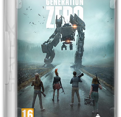 Generation Zero [v 20190417] (2019) PC | RePack от SpaceX
