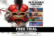 Сегодня Street Fighter V станет временно бесплатной