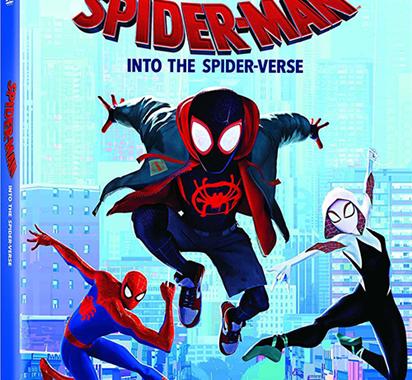 Человек-паук: Через вселенные / Spider-Man: Into the Spider-Verse (2018) BDRip 720p от ExKinoRay | Локализованная версия | Лицензия