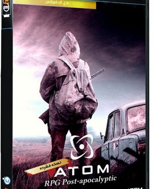 ATOM RPG: Post-apocalyptic indie game [v 1.0.8.4] (2018) PC | RePack от Decepticon