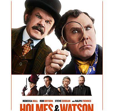 Холмс & Ватсон / Holmes and Watson (2018) HDRip от Portablius | Лицензия