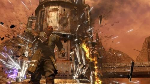 Шутер Red Faction Guerrilla Re-Mars-tered Edition выйдет на Nintendo Switch 2 июля