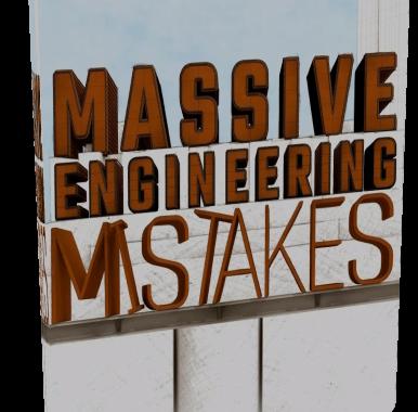Viasat Explore: Масштабные инженерные ошибки / Massive Engineering Mistakes [01-03,05,10] (2018) HDTVRip 1080p | P1