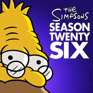 Симпсоны / The Simpsons [S26] (2014-2015) WEBRip-HEVC 1080p | 2x2