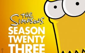 Симпсоны / The Simpsons [S23] (2011-2012) WEBRip-HEVC 1080p | 2x2