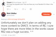 Devil May Cry 5 больше не получит дополнений, а новая Resident Evil, возможно, уже в разработке