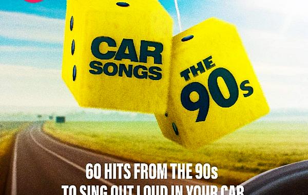 VA - Car Songs: The 90s [3CD] (2019) MP3
