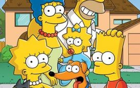 Симпсоны / The Simpsons [S01-12] (1989-2001) DVDRip-HEVC 720p | Рен-ТВ