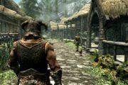 Занятный мод для Skyrim добавляет в игру автопилот