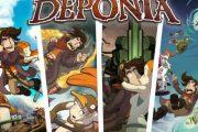Серия квестов Deponia вышла на консолях
