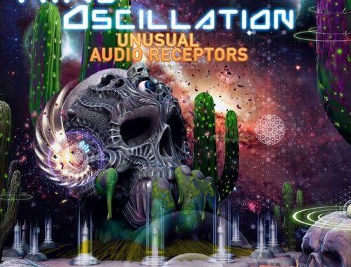 Mind Oscillation - Unusual Audio Receptors (2019) MP3