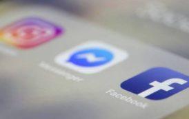 Facebook «непреднамеренно» сохраняла контакты из электронной почты