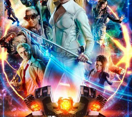 Легенды завтрашнего дня / DC's Legends of Tomorrow [04x01-13 из 16] (2018) HDTVRip 1080p | GostFilm