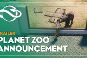 Авторы Elite Dangerous анонсировали симулятор зоопарка Planet Zoo