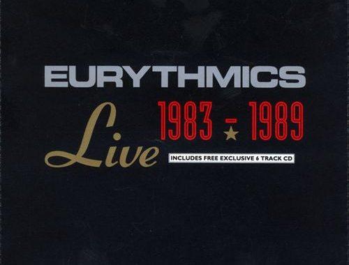 Eurythmics - Live 1983-1989 [3 CD Limited Edition] (1993) FLAC