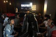 Американские спортсмены уже сыграли в новую Call of Duty