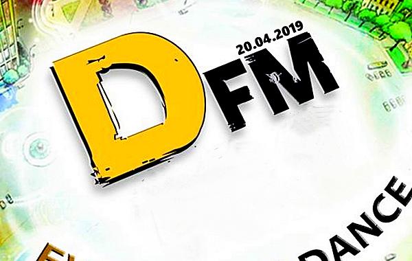 VA - Radio DFM: Top D-Chart [20.04] (2019) MP3