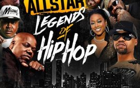 VA - Legends of Hip-Hop (2019) MP3