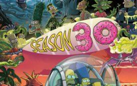 Симпсоны / The Simpsons [30x01-20 из 22] (2018) WEBRip 1080p | VO-production