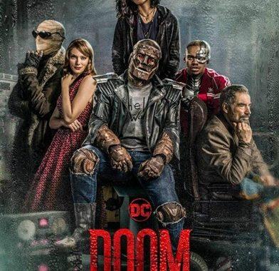 Роковой патруль / Doom Patrol [01x01-09 из 15] (2019) WEB-DLRip | LostFilm