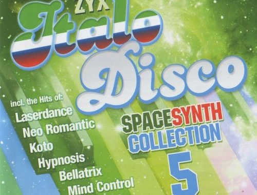 VA - ZYX Italo Disco Spacesynth Collection 5 (2019) MP3