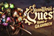 Карточная SteamWorld Quest: Hand of Gilgamech готовится к релизу