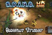 S.W.I.N.E. HD Remaster: кролики зададут поросятам жару уже через месяц