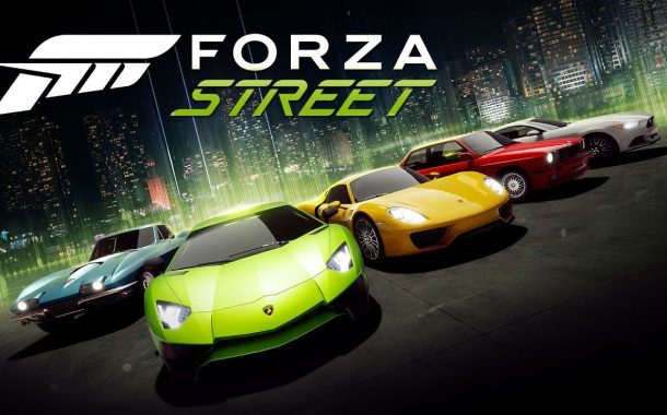 В «гонку» Forza Street уже можно поиграть