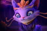 Зашкаливающая милота: новым героем League of Legends стала волшебная кошка Юми