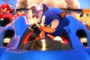 Team Sonic Racing возглавила британский чарт прошлой недели